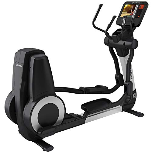 Life Fitness Platinum Club Series Cross-trainer SE3HD Console (Diamond White)