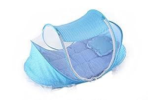jtc b b lit avec moustiquaire tente nomade en coton et. Black Bedroom Furniture Sets. Home Design Ideas