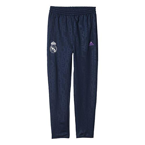 adidas Youth Real Madrid Tiro Training Pants (Medium) Collegiate Navy