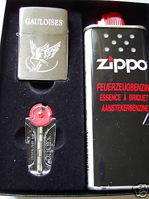 zippo-mechero-gau-gauloises-grave-juego-de-regalo