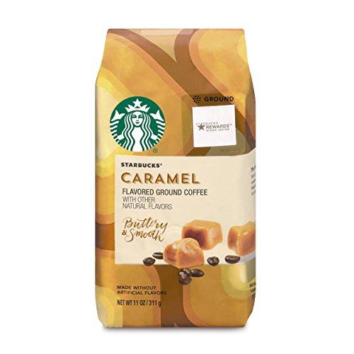Starbucks caramel, gemahlenen Kaffee, 11Oz (Starbucks-kaffee-bohnen)