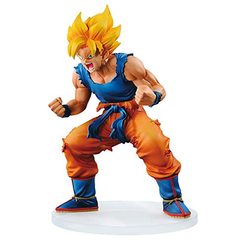 Banpresto 34492. - Figur Super Saiyan Goku von Dragon Ball Z (Figur Dragon Ball Z)