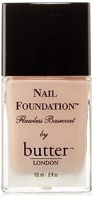 butter LONDON Nail Foundation Flawless Base Coat 17.5 ml