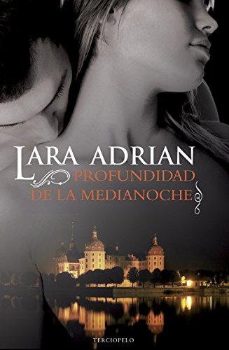 Profundidad de la medianoche (Romantica Paranormal) de [Adrian, Lara]