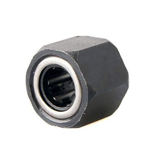 Generp Kletterndes Auto Motor, Starter-Starter-Set für Starter, für RC 1/10 R025 R020 HSP .18 RC Nitro Vertex VX-Motor