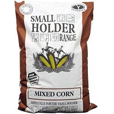 Allen & Page Mixed Corn from Su-Bridge Pet Supplies Ltd