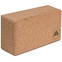 feelgoodseats Yogablock aus Kork, Gr. M, 23cm x 12cm x 7,5cm (LxBxH), geeignet für Yoga und Meditation preisvergleich bei fajdalomcsillapitas.eu