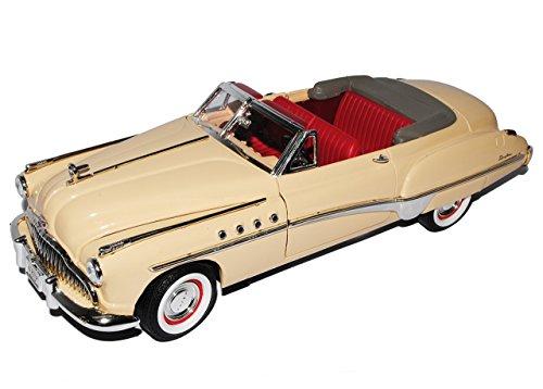 buick-roadmaster-cabrio-1949-beige-oldtimer-1-18-motormax-modell-auto