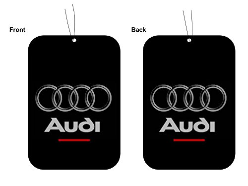 Deodorante per auto con logo Audi S-L