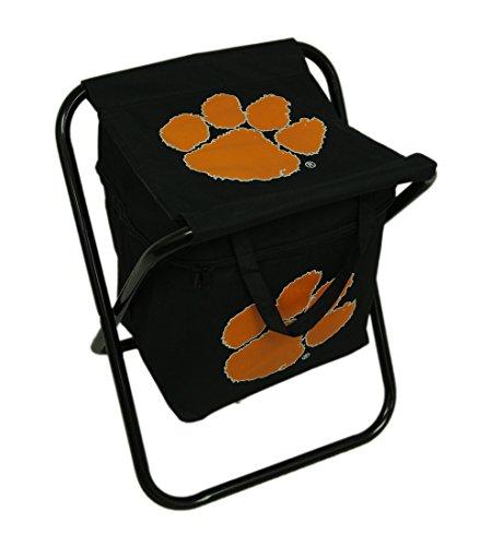 NCAA Clemson University Tigers Logo tragbar Faltbare Kühlbox Sitz Clemson University Prints