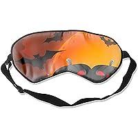 Mode, Gruselige Halloween-Schlafmaske mit tiefer Erholung, konturierte Augenmaske preisvergleich bei billige-tabletten.eu