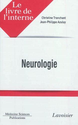 Neurologie par Christine Tranchant