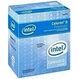 Intel Celeron 347 3.06GHz 0.512MB L2 Caja - Procesador (3.06 GHz, 533 MHz FSB), Intel® Celeron® D, 3,06 GHz, LGA 775 (Socket T), PC, 65 nm, 64 bits)