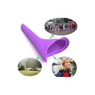 adogo Frau Damen Urin Trichter weiblich-WC für Outdoor, Camping, Reisen, Auto, benötigen Sie kein Dirty unhygienischen Toiletten wieder