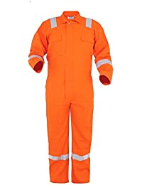 Club Twenty One Workwear Men Cotton Industrial Coverall Boiler Suit (CA-1005-M)