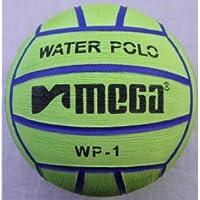 Mega agua bola de polo–verde tamaño 1