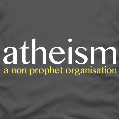 Atheism T-Shirt, Damen Dunkelblau