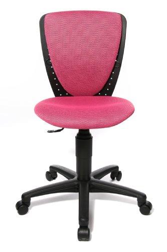 TOPSTAR 70570BB10   Kinder-Drehstuhl High S'cool Bezugsstoff pink - weitere Farben vorhanden