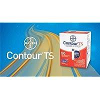 Bayers Contour TS Teststreifen-50 Stück (50 ST) preisvergleich bei billige-tabletten.eu