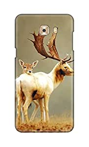 SWAG my CASE Printed Back Cover for Samsung Galaxy C9 Pro