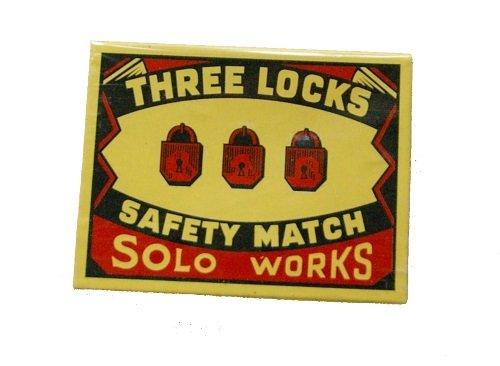 4 Päckchen Streichhölzer a 100 Stück = 400 Stück 55mm lange Zündhölzer