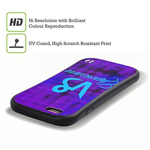 Ufficiale WondrousCre8tions Gemelli Segni Zodiacali Case Ibrida per Apple iPhone 7 Capricorno