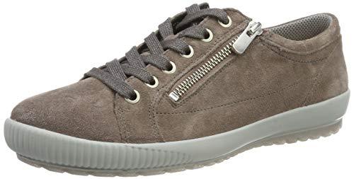 Legero Damen Tanaro' Sneaker, Braun (Dark Clay 57), 42 EU