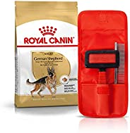 Royal Canin German Shepherd Adult, 3000 Gram with Dog Grooming Kit