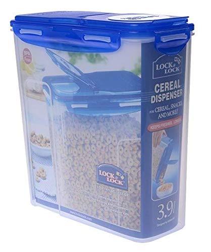 iSi HPL951 Contenitore per Cereali Lock&Lock 390 L 245 x 111 x 247