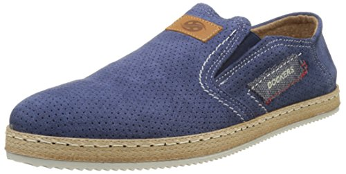 Dockers Di Gerli Herren 40bz003-207660 Espadrilles Blau (navy 660)