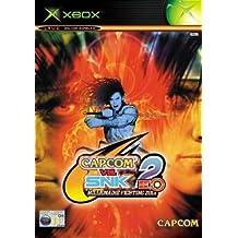 Capcom Vs. Snk 2 EO - Millionaire Fighting 2001 - Xbox Italiana [Xbox] [Importación Italiana]