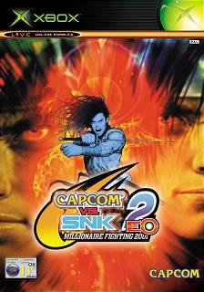 Capcom Vs. Snk 2 EO ~ Millionaire Fighting 2001 ~ xbox italiano