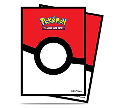 Ultra PRO 14575 Pokémon Poke Ball Deck Protector Sleeve (lot de 65)