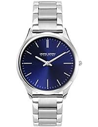 Jorg Gray Damen-Armbanduhr XS Analog Quarz Edelstahl JGS2551B