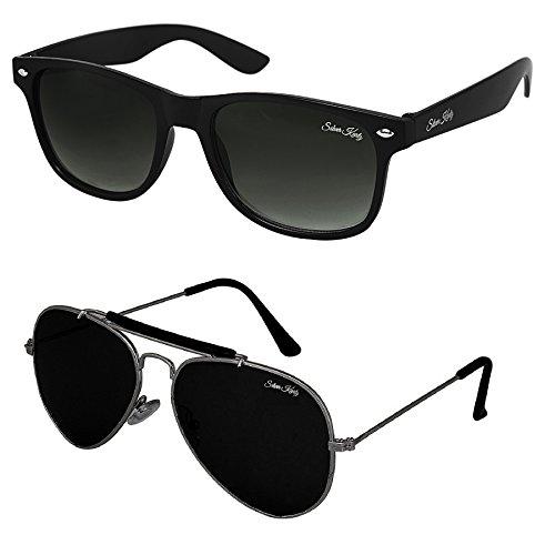 Silver Kartz Premium look exclusive sunglasses combo collection cm199