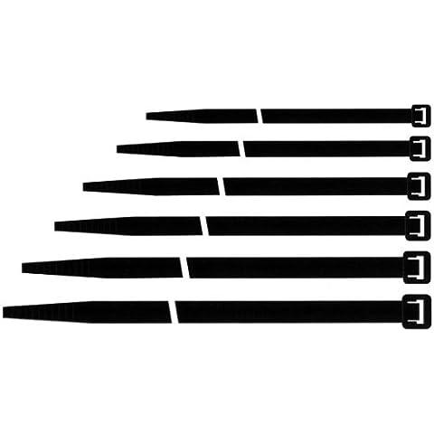 Maurer 13050032 Fascette per cablaggio, in Nylon,  160 x