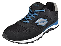 Lotto Mens Black Running Shoes - 8 UK