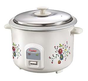 Prestige Delight PRWO 2.2-2 800-Watt Rice Cooker