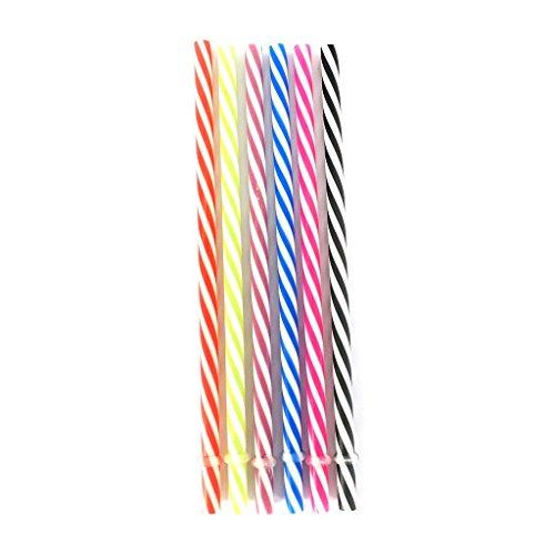 Assortiment-de-6-pailles-pour-Bocal-en-verre-rayes-sur-fond-blanc-x1