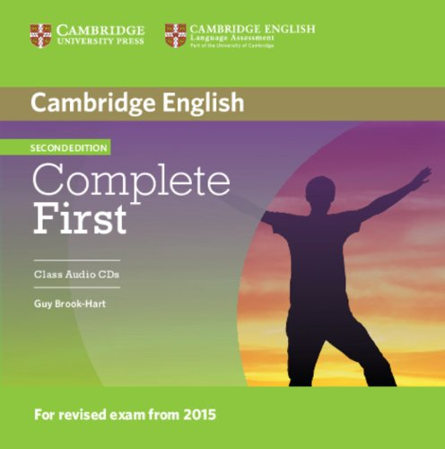 Complete First Class Audio CDs (2) Second Edition
