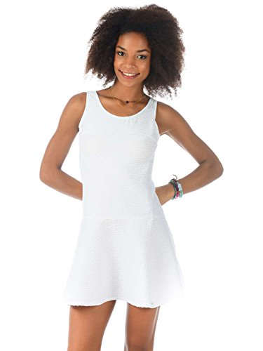 Robe de plage Banana Moon Aldridge Selfie Blanc Blanc