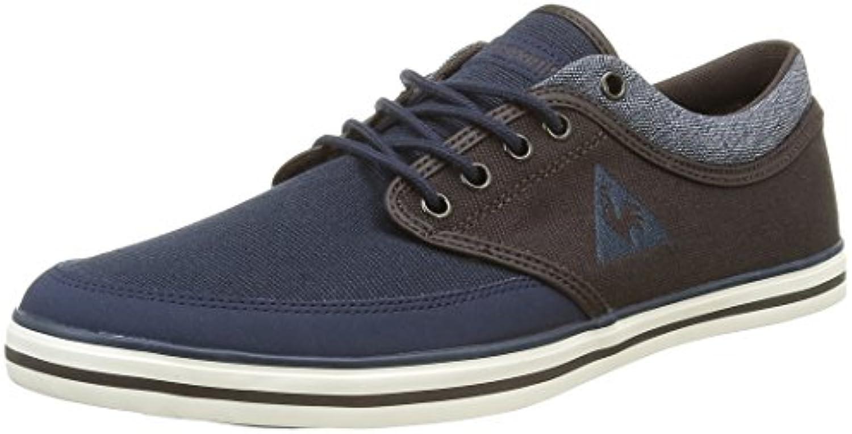 Le Coq Sportif Herren Denfert HVY 2tones Sneakers  Dress Blue/Reglis