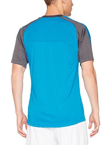 Puma Men s AFC Training Jerseyith Sponsor T-shirt - Blue Danube-Dark Shadow  Medium