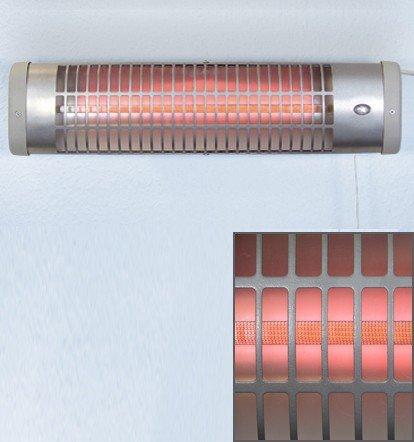 Preisvergleich Produktbild H+H BS 57 Wickeltisch Heizstrahler basic