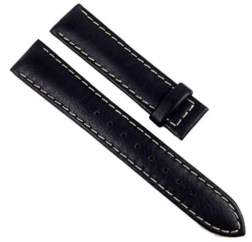 Festina Ersatzband Uhrenarmband Leder Band schwarz 18mm F16127/E F16227/