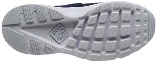 Nike Herren Air Huarache Run Ultra Laufschuhe, Schwarz/Weiß Blau (Midnight Navy/white/obsidian)