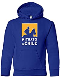 Sudadera Nitrato De Chile Adulto/Niño EGB ochenteras ...