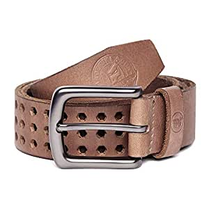 "Royal Enfield BEA140004 Leather AW14 Belts (Brown, Small, 30""-34"")"