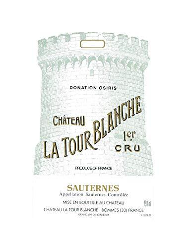 CHÂTEAU LA TOUR BLANCHE 1938, Sauternes - 1er Cru Classé