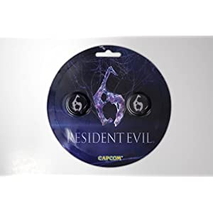 Resident Evil 6 Controller Gel Tabs by Capcom